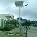 Solar Octagonal Pole