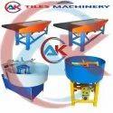 AK Interlocking Tile Making Machine