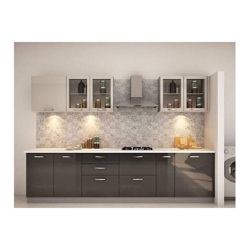Indian Kitchens Modular Kitchens: Indian Modular Kitchen At Rs 1200 /square Feet