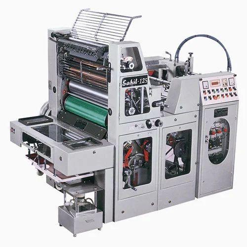 Paper Cup Printing Machine - Cup Printing Machine
