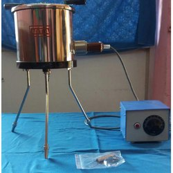 ASTMD-88 Saybolt Viscometer Apparatus