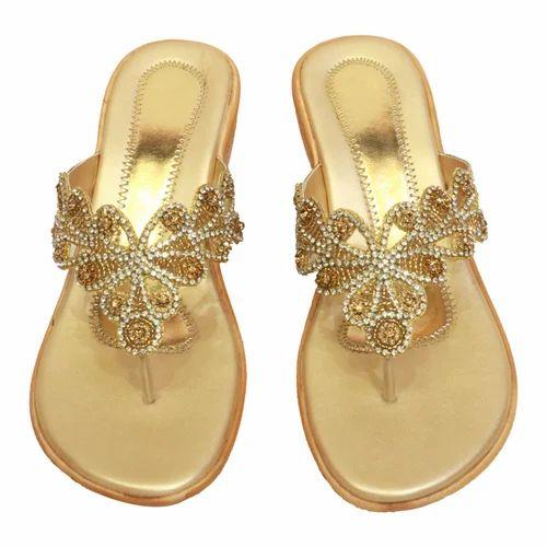 2c5b43c115ddb2 Fancy Ladies Chappals at Rs 760 /pair | Ladies Flip Flop, Women Flip ...