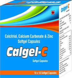 Calcitriol Calcium Carbonate and Zinc