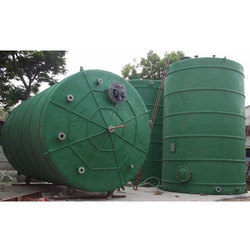 FRP Chemical Tank