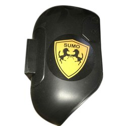 Black PVC Plastic Sumo Welding Helmet