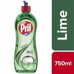Pril Perfect Active 2X Lime - 750 mL (Green)