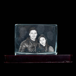 3D CRYSTAL PERSONALIZED GIFTS