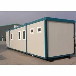 Insulated Portable Site Office
