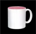 11Oz Color Inside Mug Sublimation Printable Blanks Gloss Finish