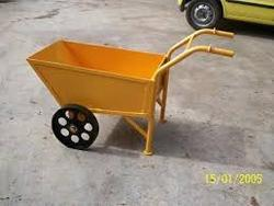 Construction Trolley/ Double wheel barrow