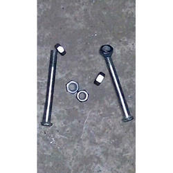 Mild Steel Bolt And Nuts, Packaging Type: Box