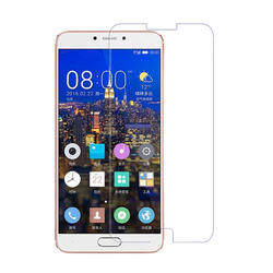 Tempered Glass ABS Plastic Gionee S6 Pro Clear Screen Guard, Packaging Type: Box, Thickness: 0.4 Mm