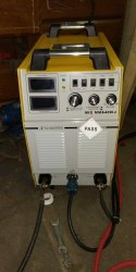 Rilon Three Phase Mig Mag Co2 Welding Machines, Capacity: 400 Amps, Automation Grade: Semi-Automatic