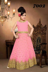 Designer Kids Lehenga for Diwali