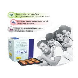 Zigcal Tablets