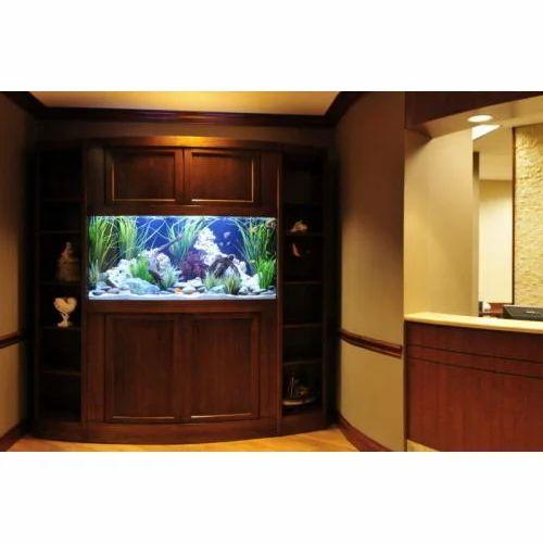 Wonderlijk Sun Sun Modern Wooden Aquarium Cabinet, Rs 16000 /piece, Blue RZ-51