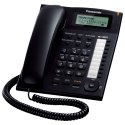 50 Stations (number & Name) Panasonic Kx-ts880 Corded Telephone
