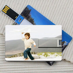 Promotional Credit Card Pen Drive