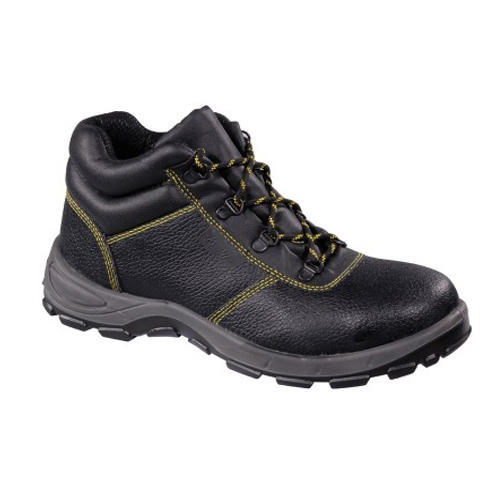 Leather Low Ankle Safety Shoes