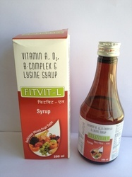 Vitamin A D3 B-Complex and Lysine
