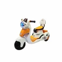 Plastic Kids Battery Operated Toy Scooter