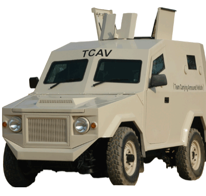 Team Carrying Armoured Vehicle - View Specifications & Details of