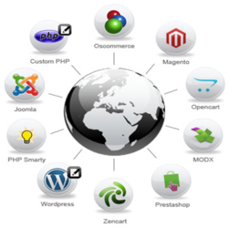 Open Source Web Designing Service