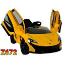 Pp Version Plastic Battery Operated Baby Toy Car