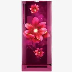 Godrej 190 l 3 Star Direct Cool Single Door Refrigerator (Rd Epro 205 Tdf 3.2, Ritz Wine)