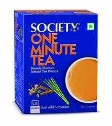 Society One Minute Tea Masala Flavor Instant Premix