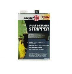 Rust-Oleum 42131 Zinsser Paint and Varnish Stripper