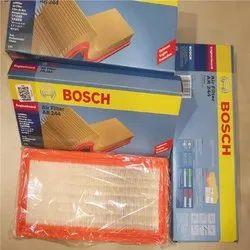 99% Synthetic Fiber Bosch Air Filter, Packaging Type: Box