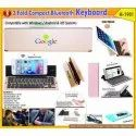 3 Fold Compact Bluetooth Keyboard H-1901