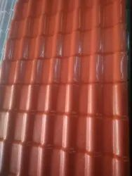 PVC Red Roofing Sheet