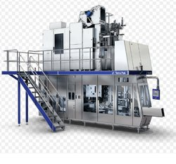 Fully Automatic Tetra Pack Fruit Juice Packaging Machine