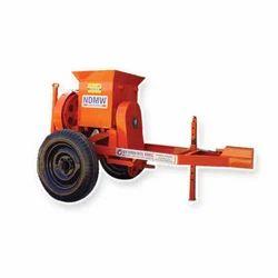 Brick Crusher Machine With Tractor Operated