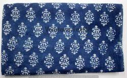 Indigo Printed Fabric