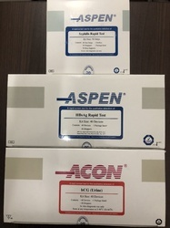 Rapid Diagnostics Rapid Test Kits(Aspen/Acon)