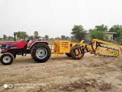 Agriculture Trencher - Powerful Trencher Manufacturer from Hanumangarh