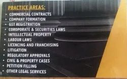 Legal Services (Filling Of Petition, Company Incorporation)