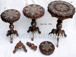 Handmade Teak Wooden Furniture,  Size/Dimension: 36