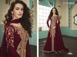 Aashirwad Designer Gown