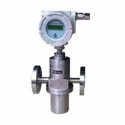 Fluidyne Stainless Steel Pharmaceutical Solvent Flowmeter, For Inline Flow Measurement