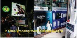 Eco Solvent In - Shop Branding Service