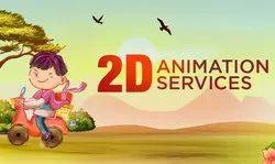 2D Character Cartoon Flash Animation