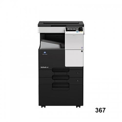 Konica Minolta Bizhub 367 Photocopy Machine