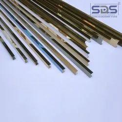 SS T PROFILE (TILE TRIM) - SDS BRAND
