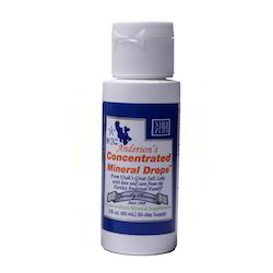CMD Concentrated Mineral Drops