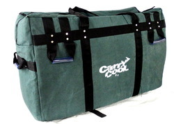 Insulated Canvas Food Delivery Bags