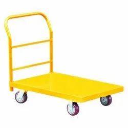 MS heavy duty platform trolley